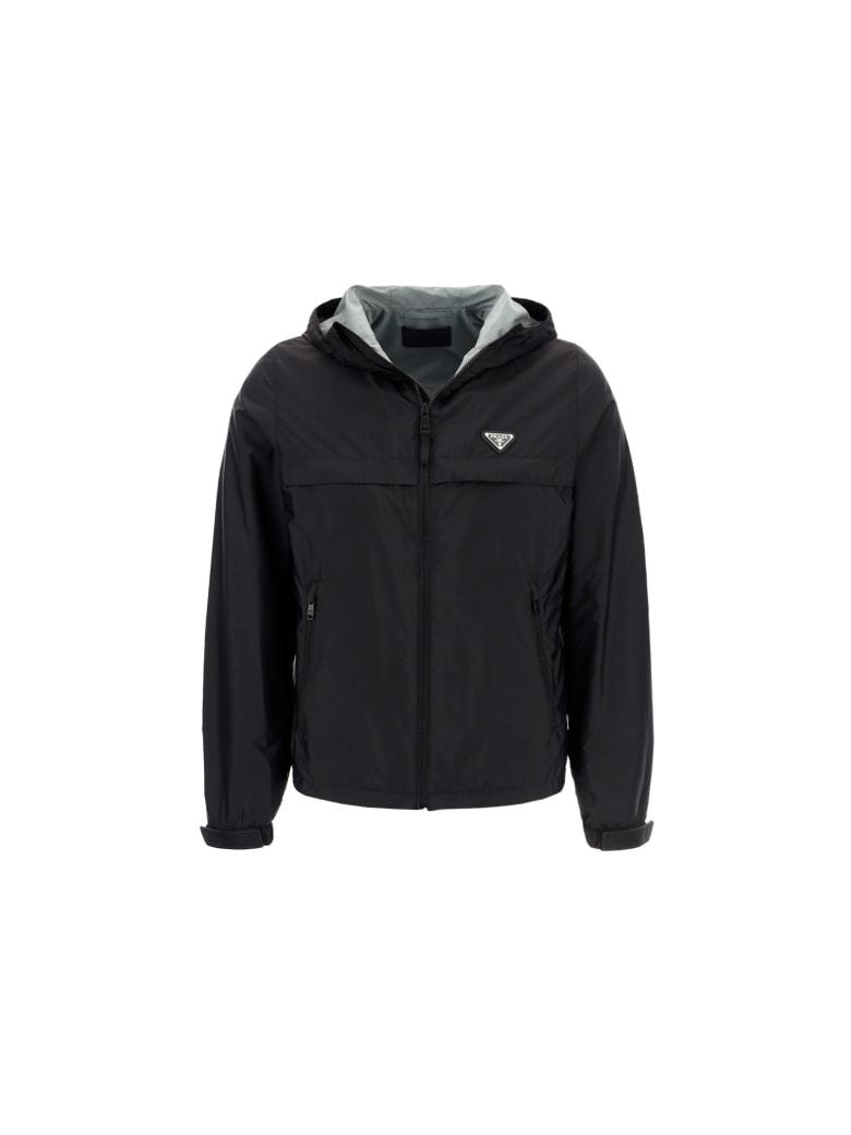 Prada Jacket - Nero+grigio