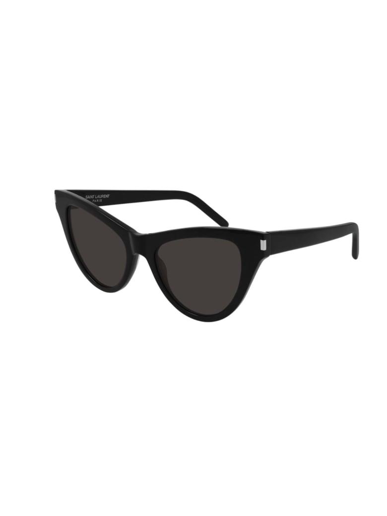 Saint Laurent SL 425 Sunglasses - Black Black Black