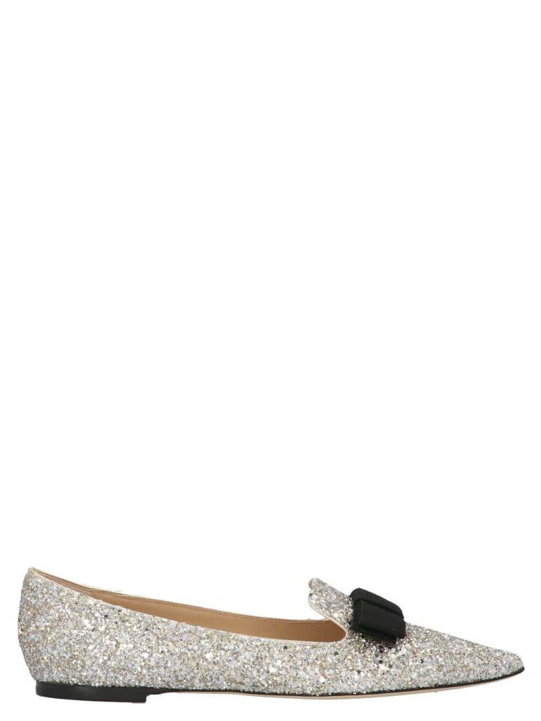 Jimmy Choo 'gala' Shoes - Beige