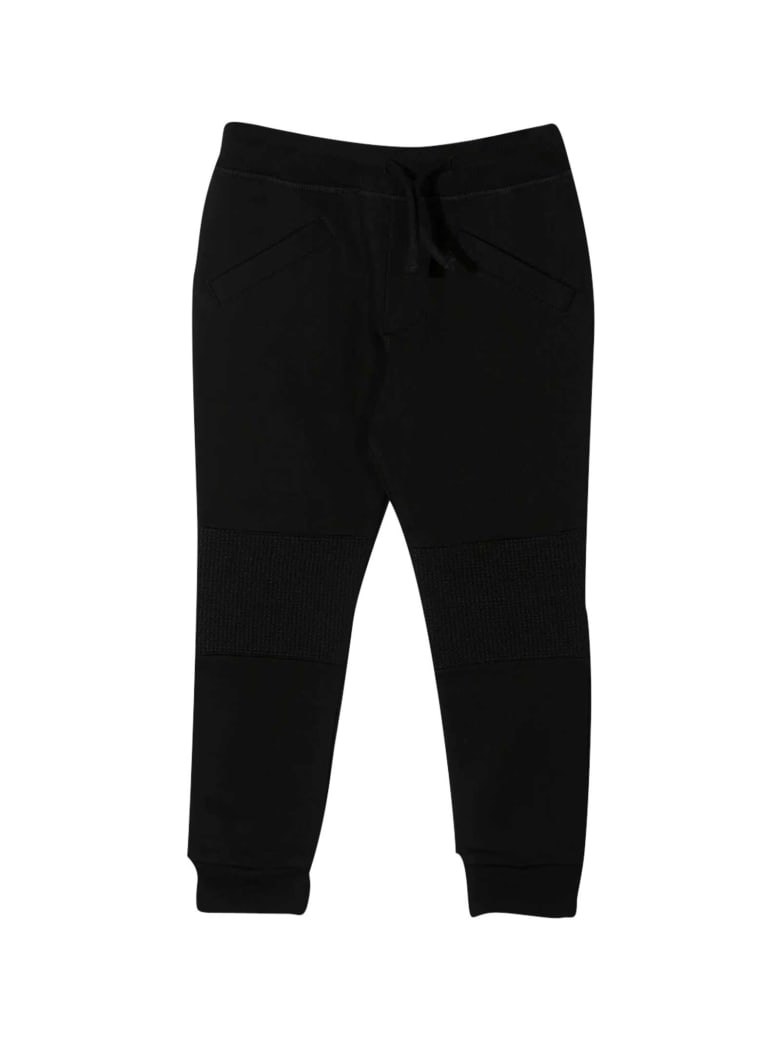 Dsquared2 Black Sports Trousers - Nero