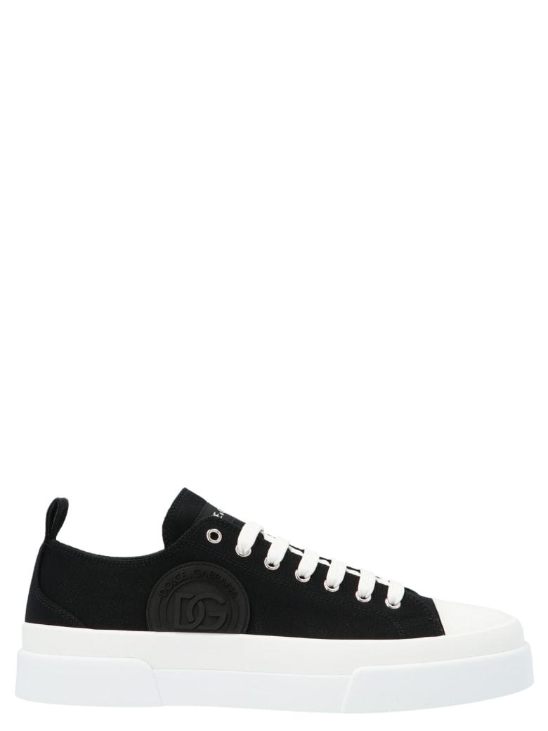 Dolce & Gabbana 'portofino' Sheos - Black&White