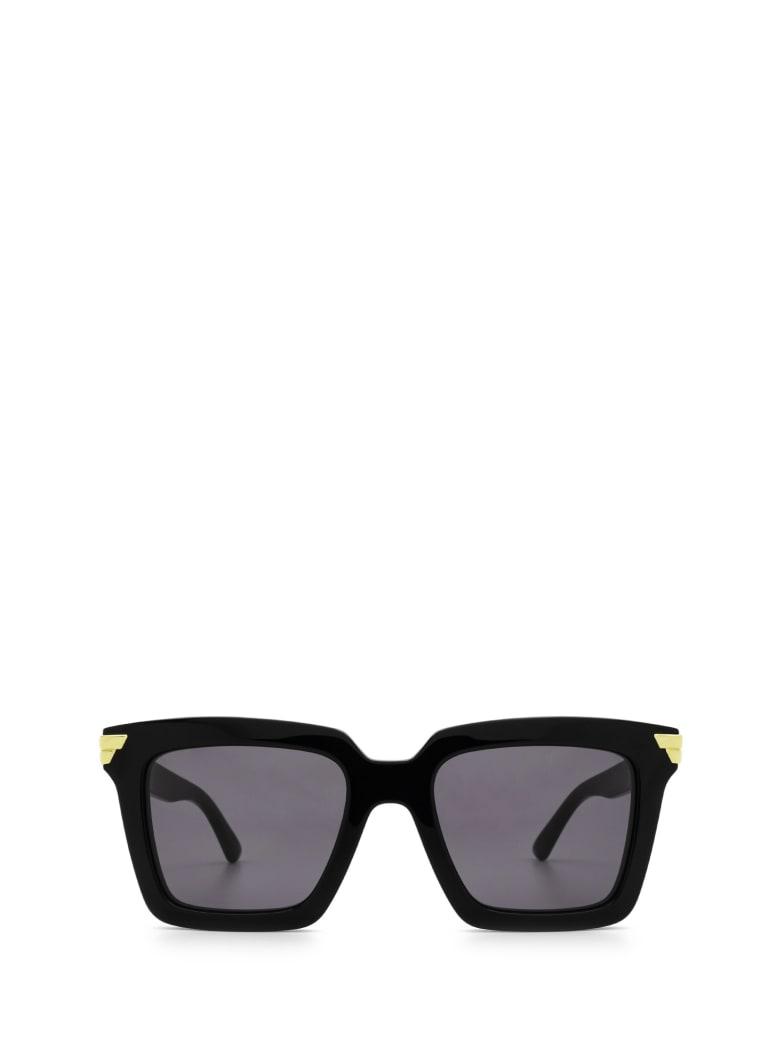 Bottega Veneta Bottega Veneta Bv1005s Black Sunglasses - Black