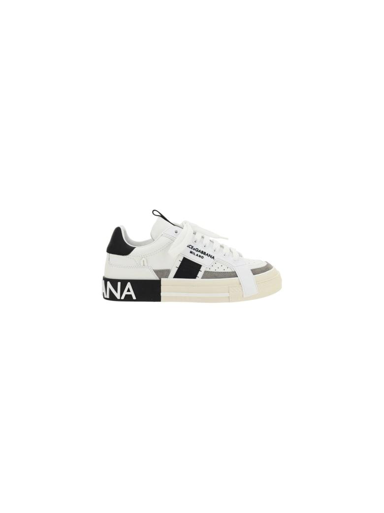 Dolce & Gabbana Sneakers - Grigio/nero