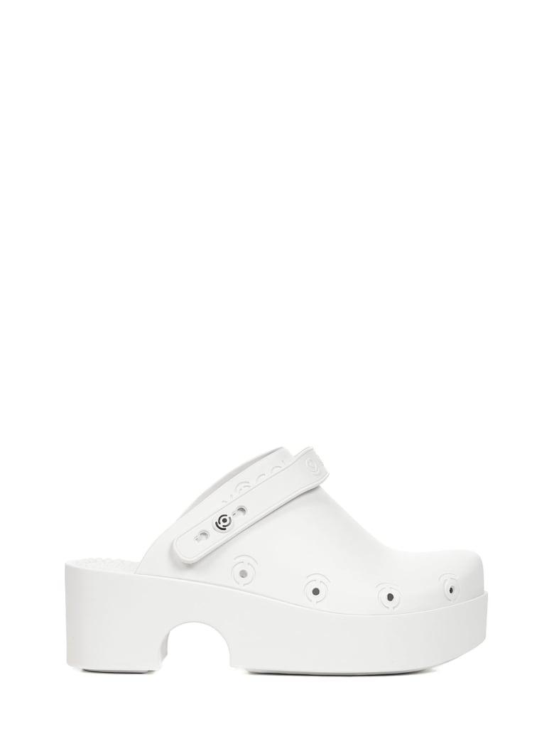 Xocoi Sandals - White