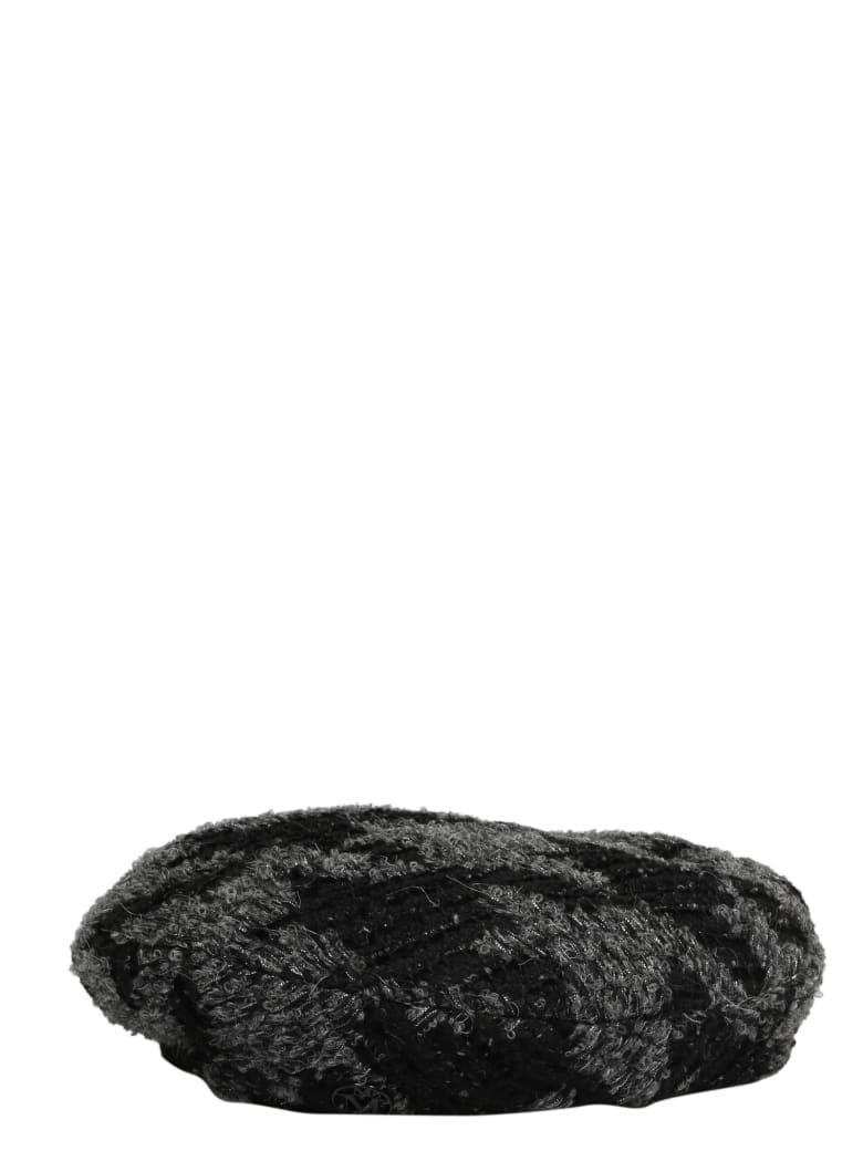 Maison Michel Flore Hat - Nero