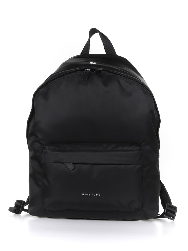 Givenchy Essential Nylon Backpack - BLACK