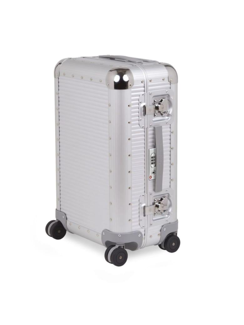 FPM Aluminum Bank S-spinner 84 - Moonlight Silver