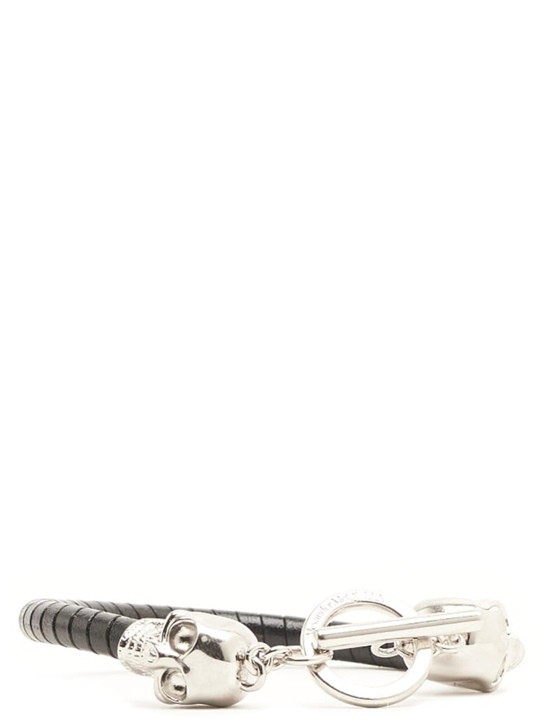 Alexander McQueen Bracelet - NERO