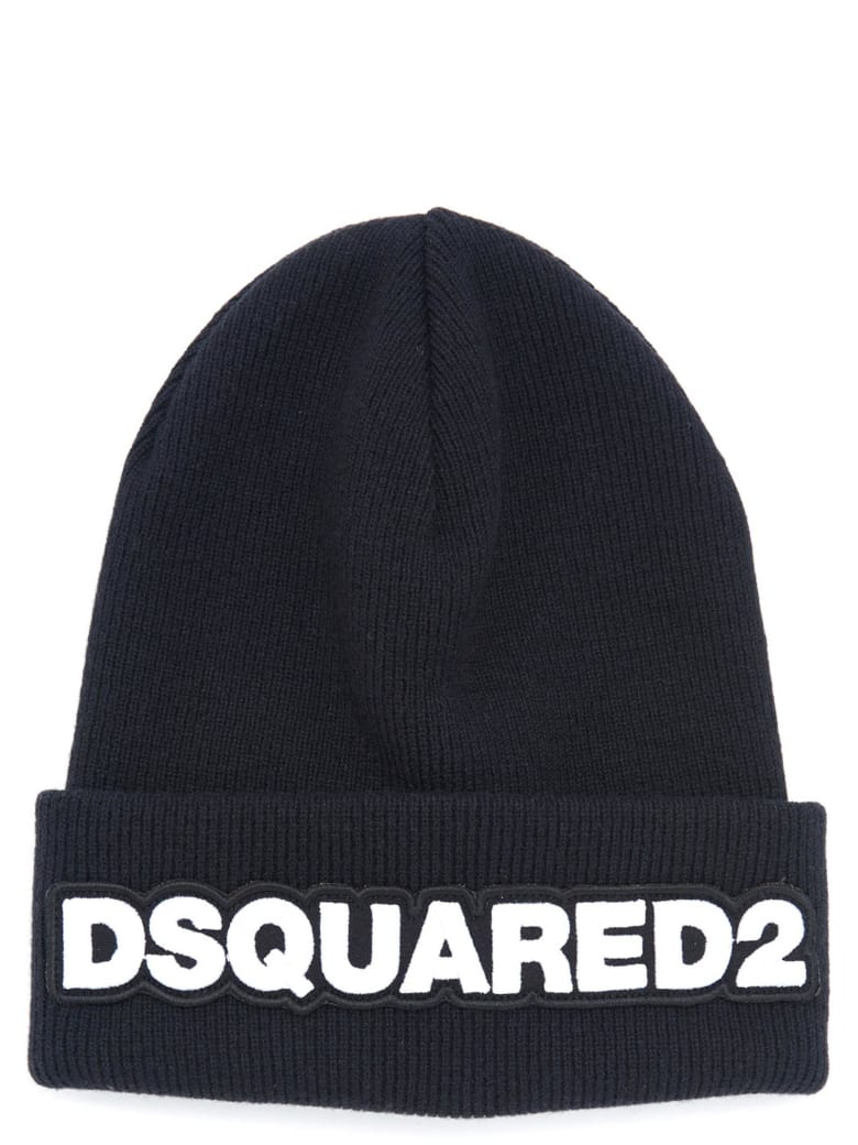 Dsquared2 Beanie - Black