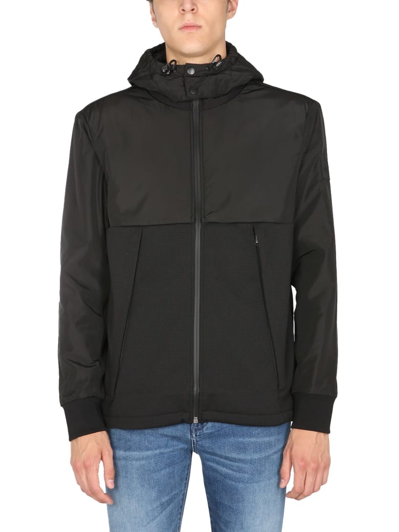 Hugo Boss Seeger Jacket - NERO