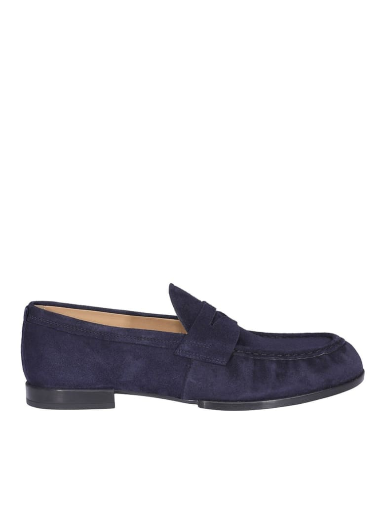 Tod's Loafers - Blue