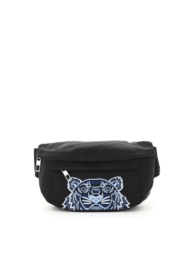 Kenzo Kampus Tiger Belt Bag - Nera
