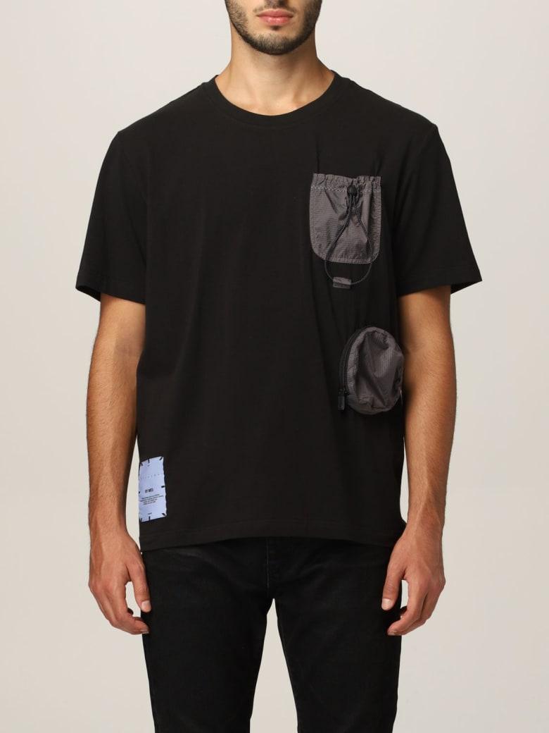 McQ Alexander McQueen Mcq T-shirt T-shirt Men Mcq Mcqueen - Black