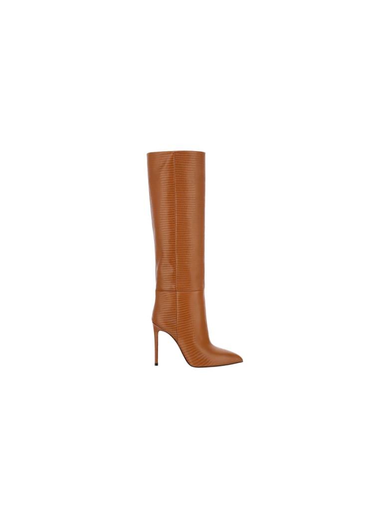 Paris Texas Boots - Camel