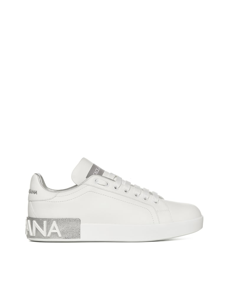 Dolce & Gabbana Sneakers - Argento