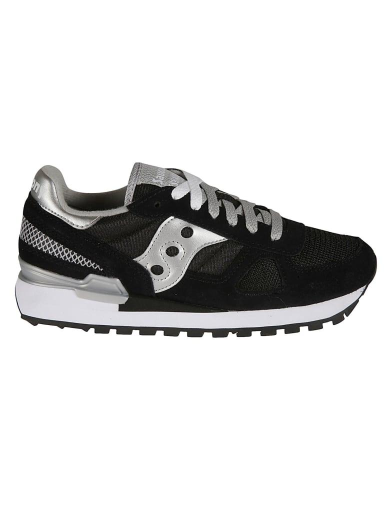 Saucony Shadow Original Sneakers - Black/Silver