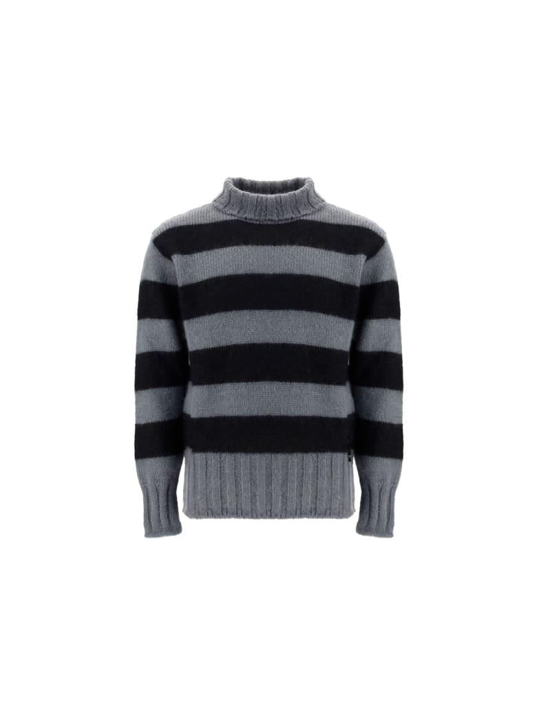 Fendi Sweater - Cenere+nero