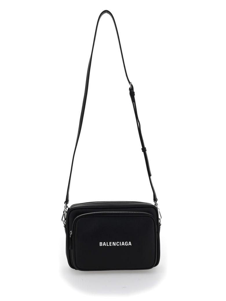 Balenciaga Everyday Multi Crossbody Bag - Black