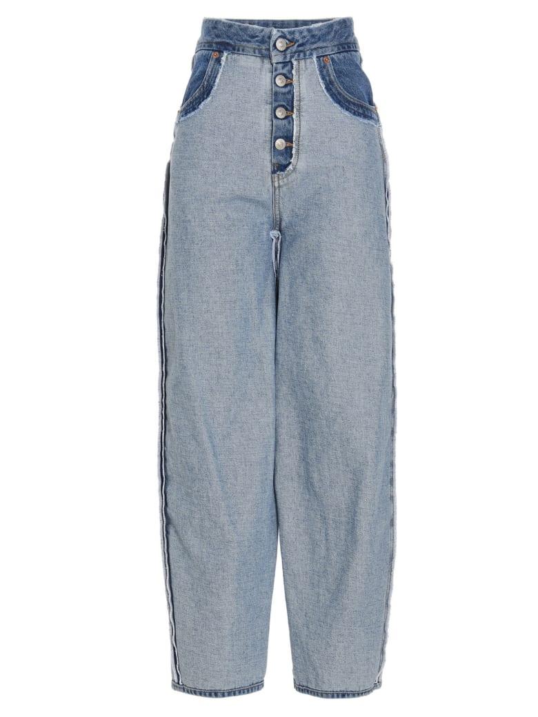 MM6 Maison Margiela Jeans - Azzurro