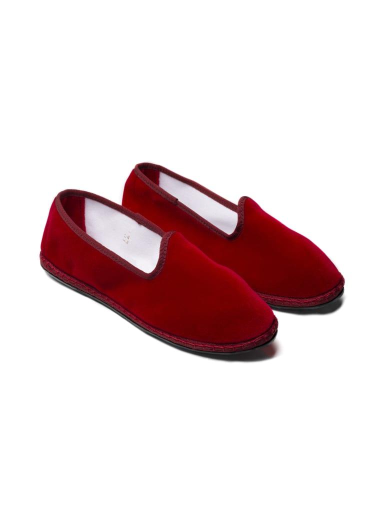 Le Sur Friulana Loafer - Red