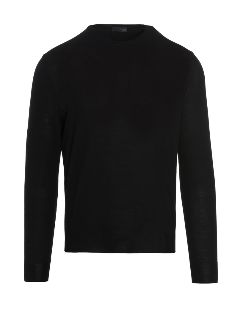 Drumohr Sweater - Black