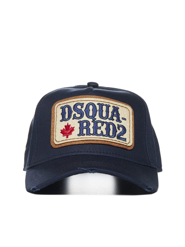 Dsquared2 Hat - Navy