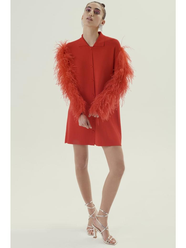 Antonella Rizza Dress Jacket Medea - Coral