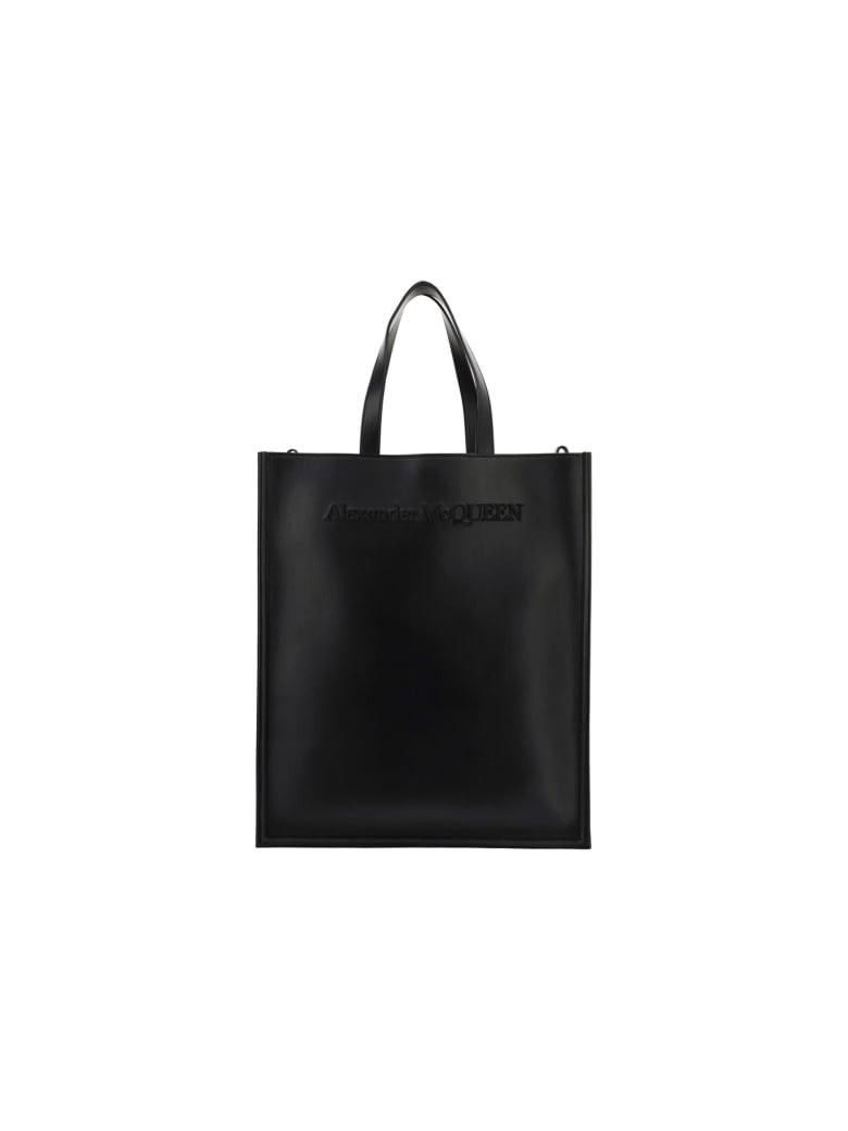 Alexander McQueen Alexander Mc Queen Tote Bag - Black