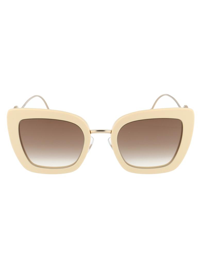 Fendi Ff 0408/s Sunglasses - SZJHA IVORY