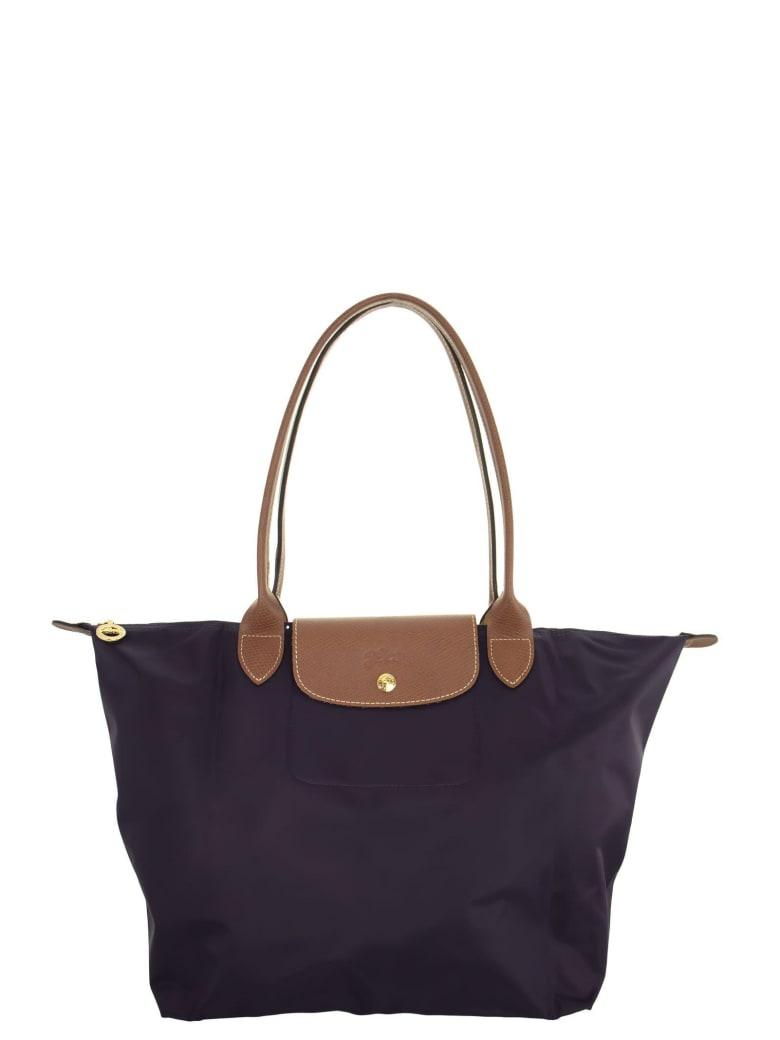 Longchamp Le Pliage Original - Shoulder Bag L - Blueberry