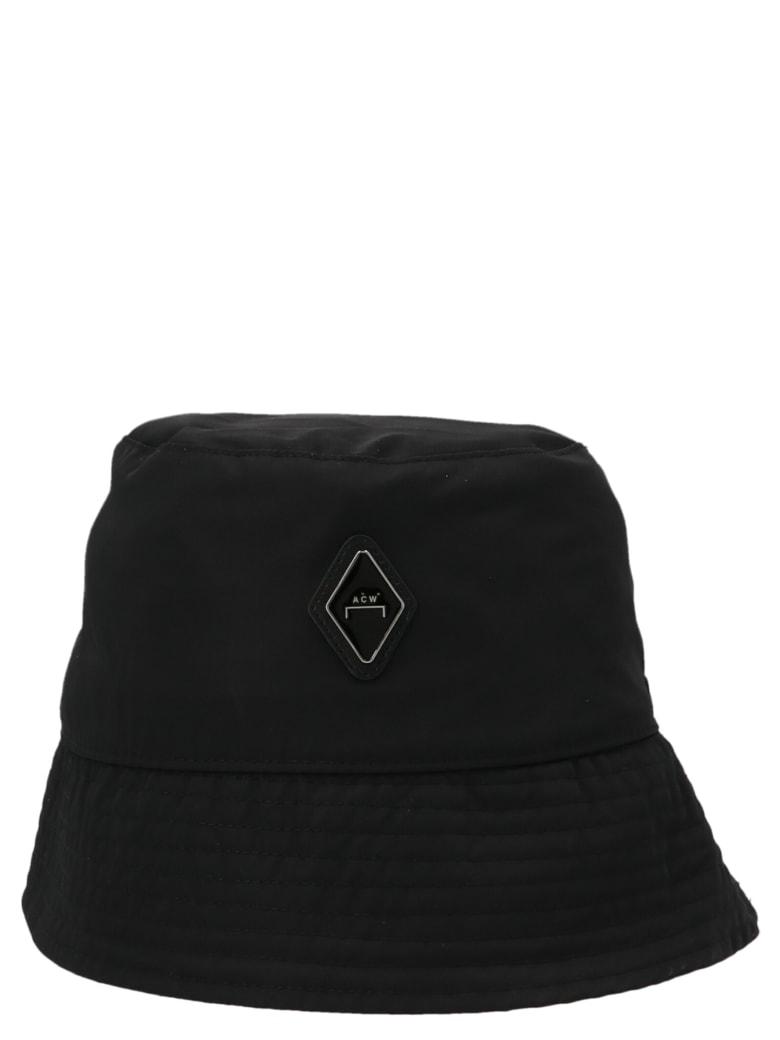 A-COLD-WALL 'diamond' Hat - Black