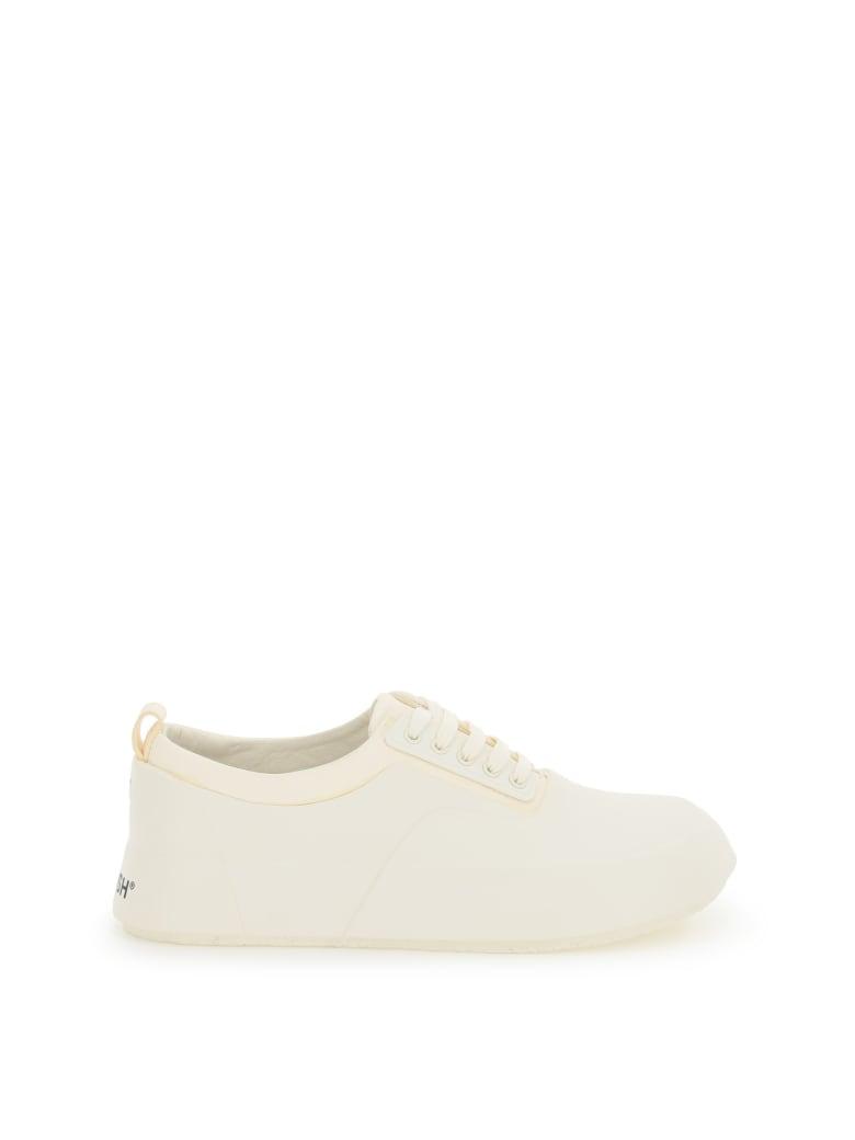 AMBUSH Hybrid Vulcanized Sneakers - OFF WHITE BLACK (White)