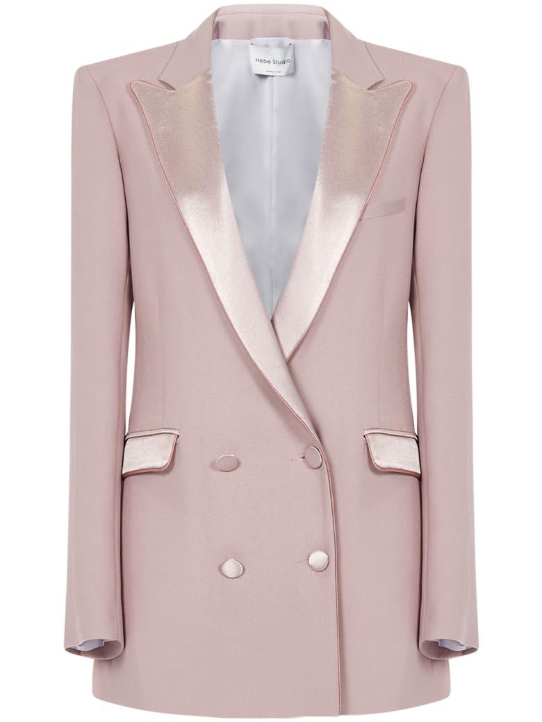 Hebe Studio Bianca Blazer - Pink
