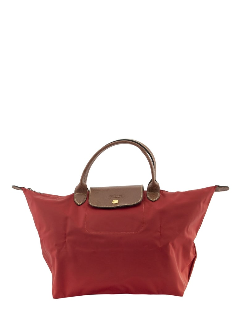 Longchamp Le Pliage - Top Handle M - Red
