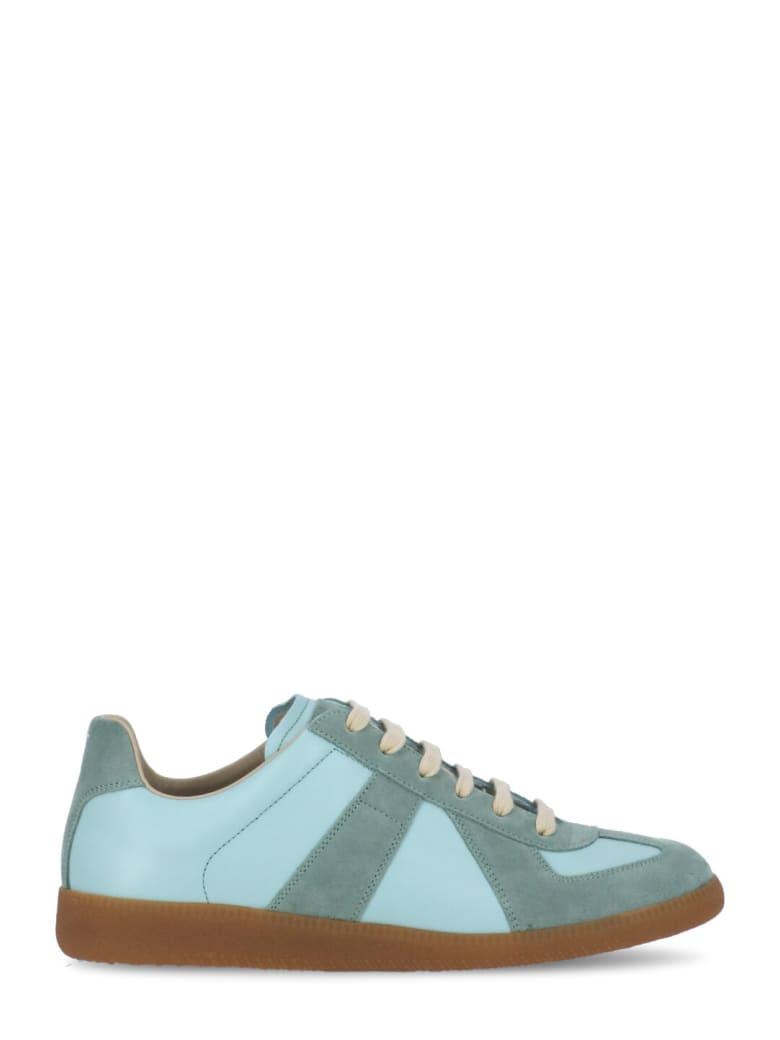 Maison Margiela Replica Sneaker - NIMBUS/ SMOKE GREEN
