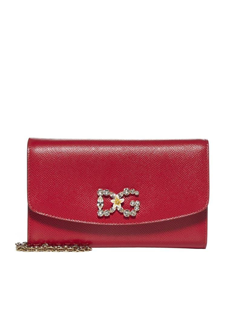 Dolce & Gabbana Clutch - Red