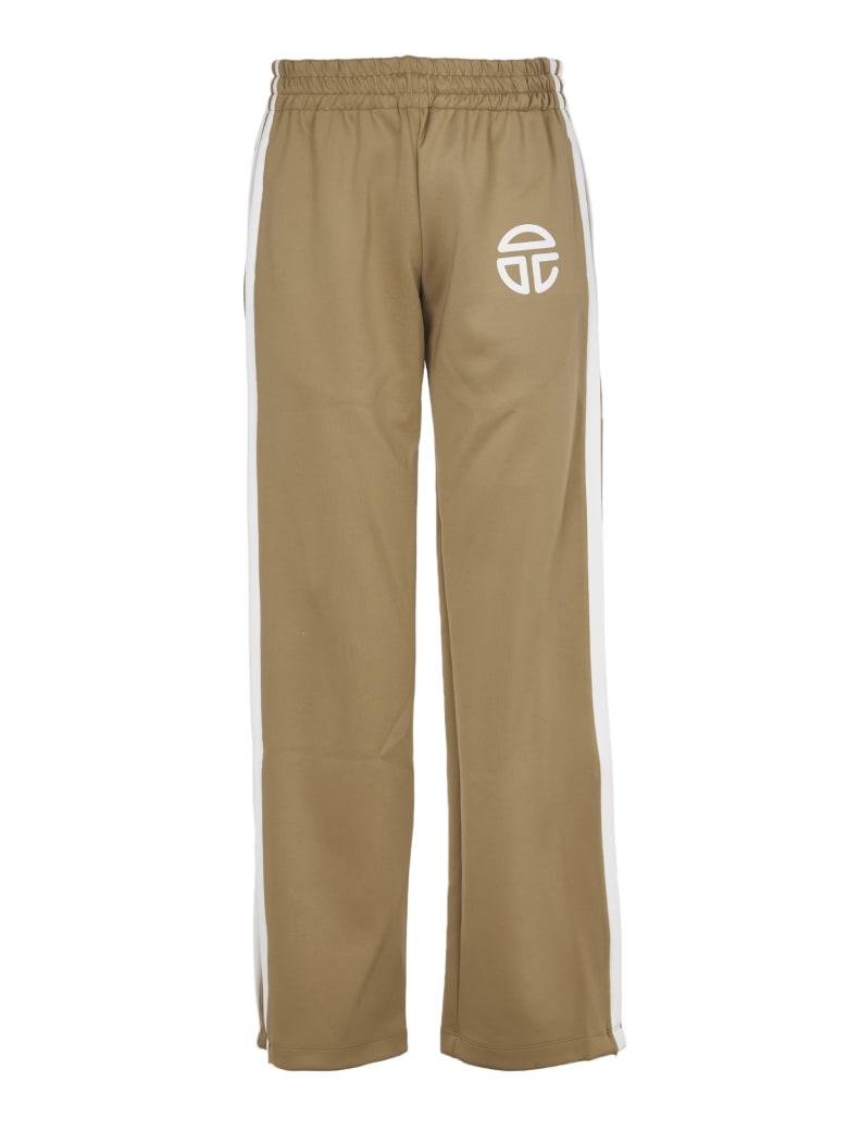 Telfar Khaki Trousers - Beige