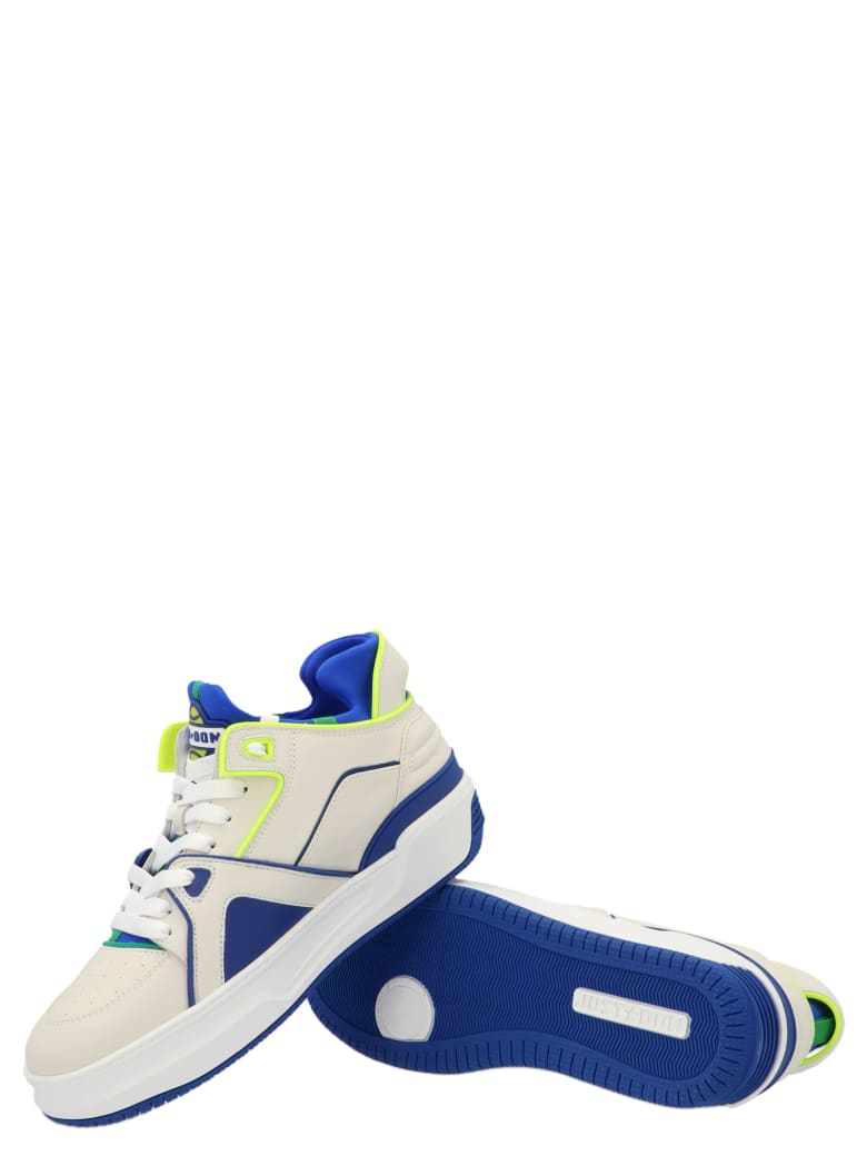 Just Don 'courtside Tennis Mid Jd2' Shoes - Multicolor