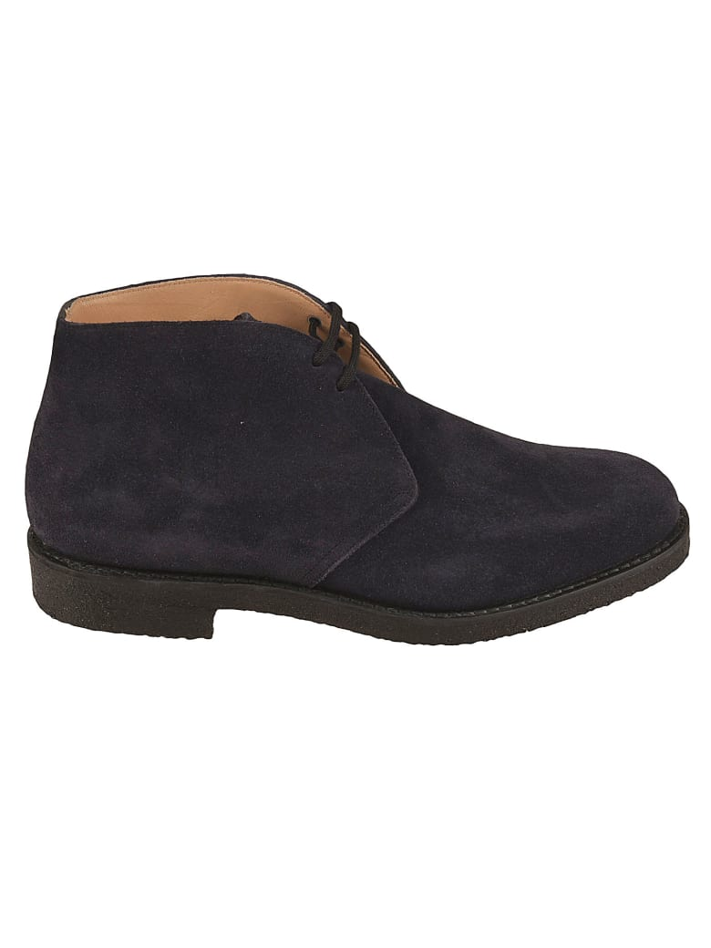 Church's Ryder 81 Lace-up Boots - Navy