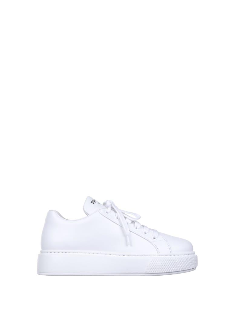 Prada Prada Platform Sneakers - BIANCO