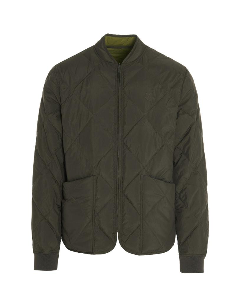 Kenzo 'liner' Reversible Jacket - Green