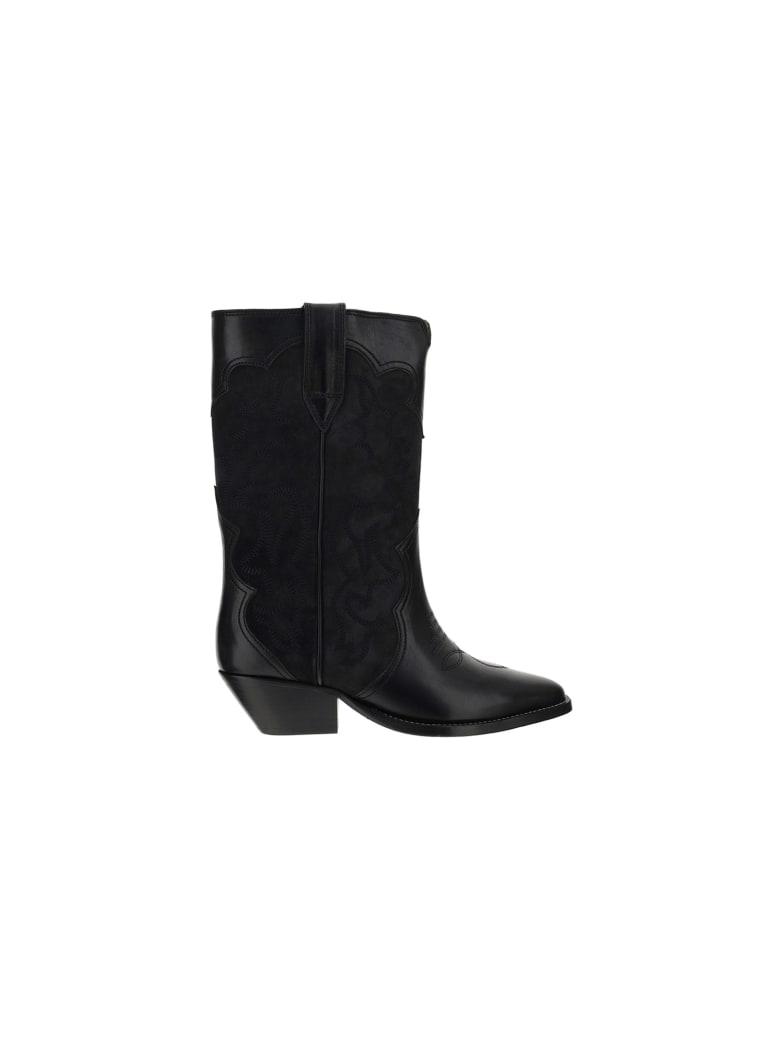Isabel Marant Duerto Boots - Black/black