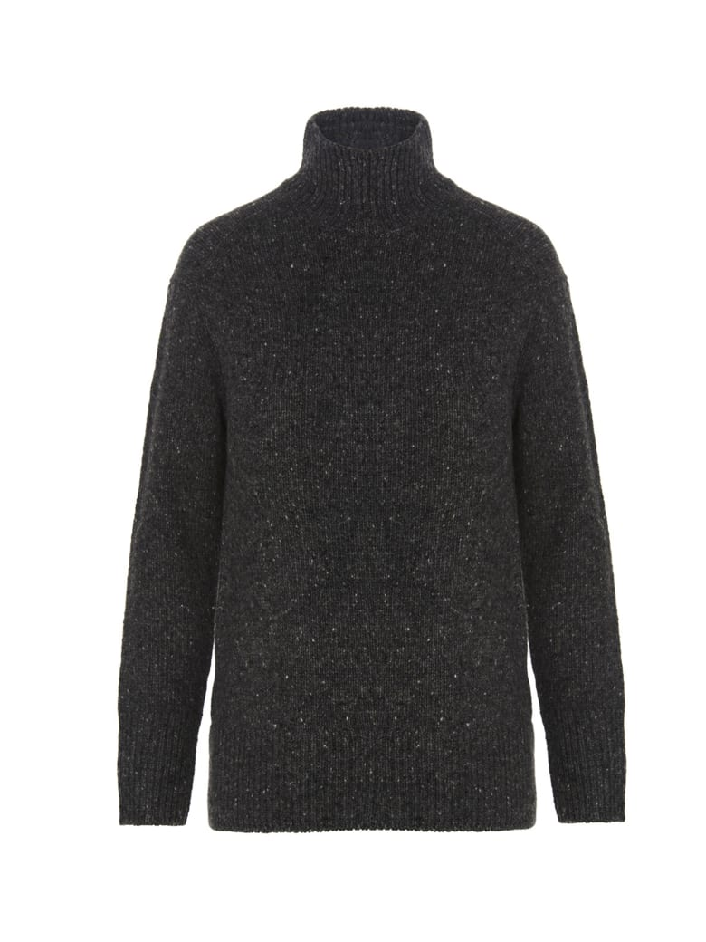 Vince 'donegal' Sweater - Grey