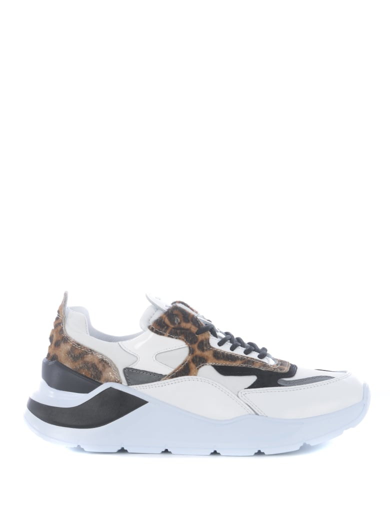 D.A.T.E. Sneakers - Bianco