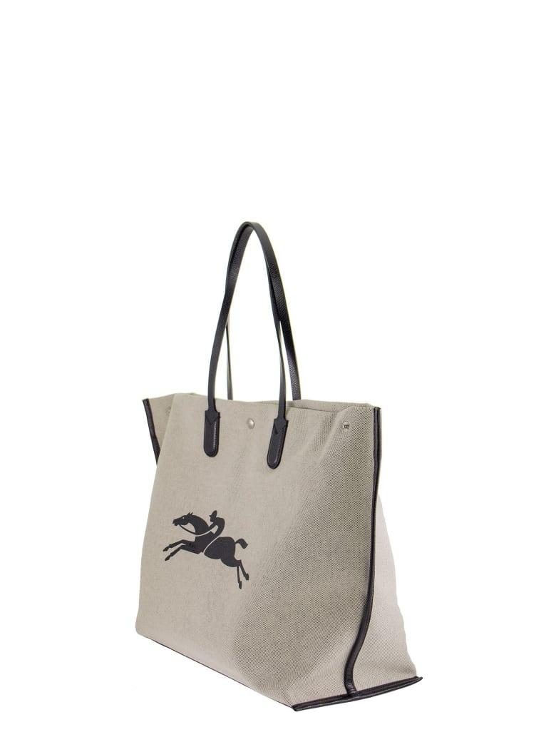 Best price on the market at italist | Longchamp Longchamp Roseau Shopping  Bag Xl