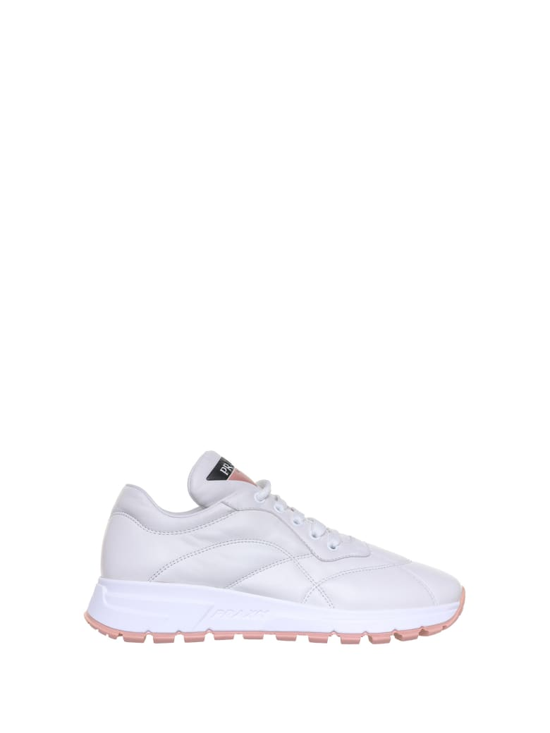Prada Prada Prax-01 Sneakers - BIANCO ORCHIDEA