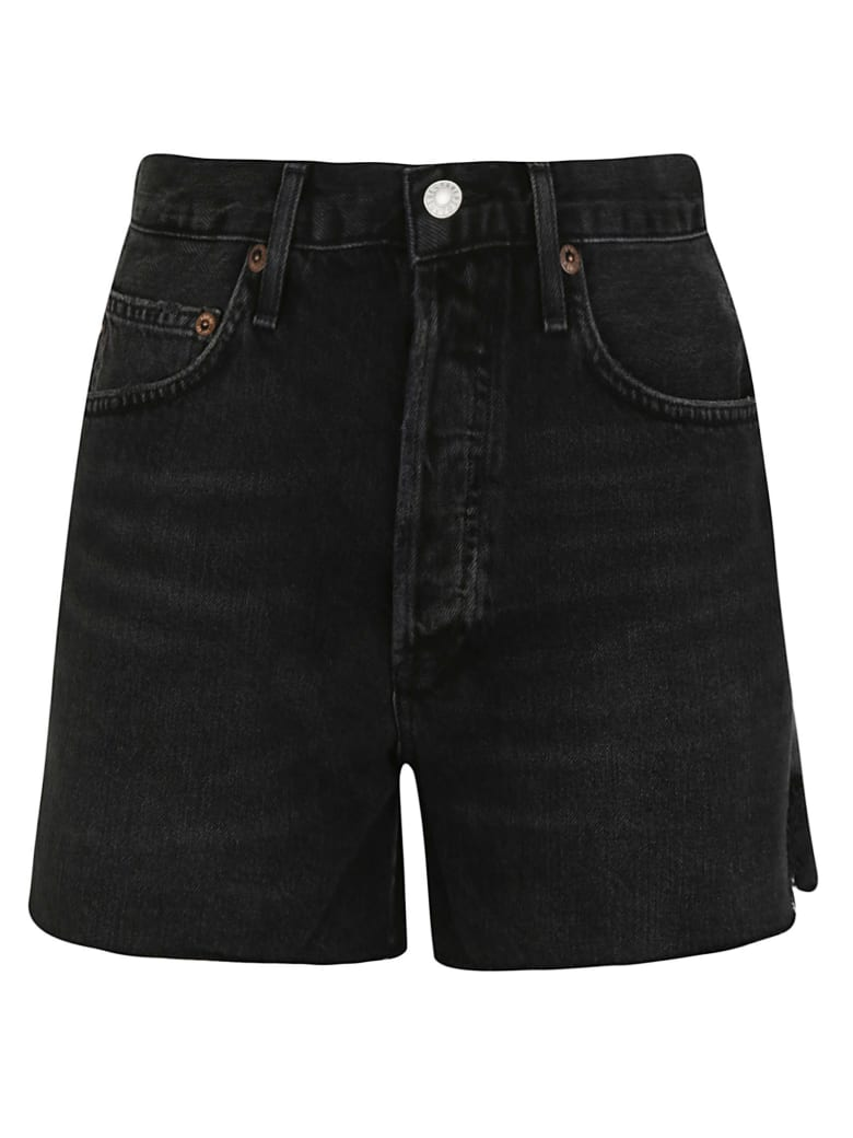AGOLDE Dee Super High Rise Shorts - Exhibit