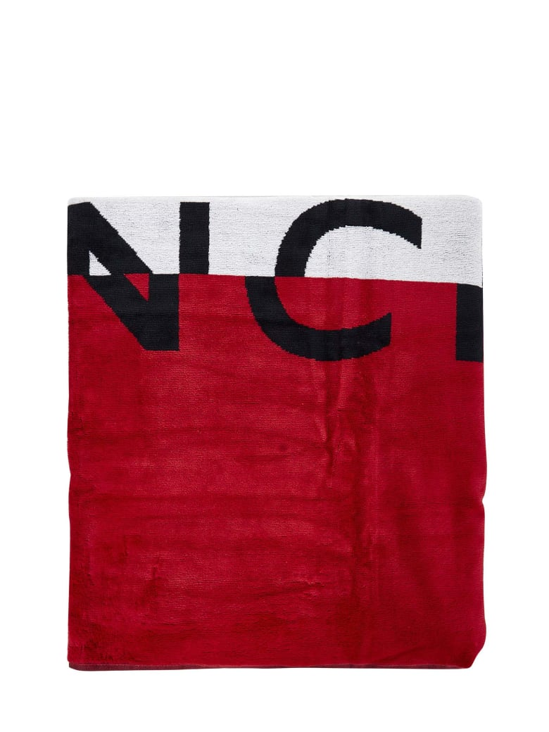 Givenchy Kids Towel - White