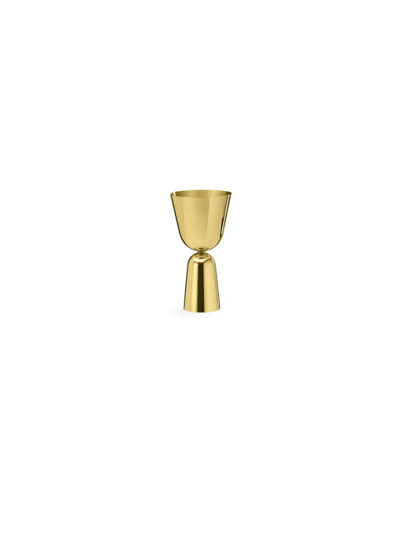 Ghidini 1961 Flirt Collection - Ema&lou Polished Brass - Polished brass