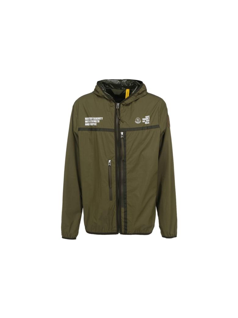 Moncler 52 Orkhon Jacket - Green